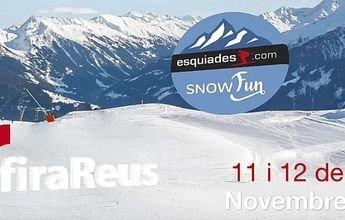 Esquiades-SnowFun: En noviembre en Reus