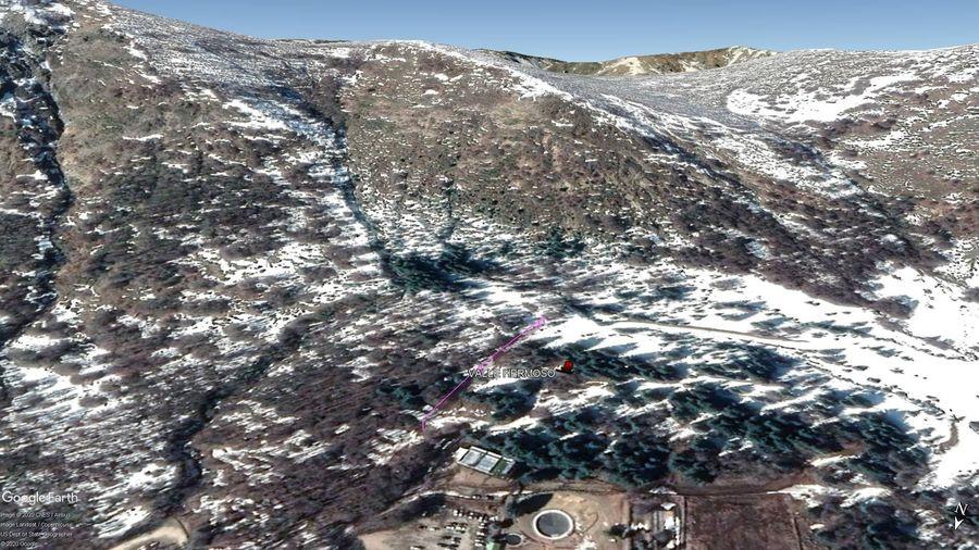 Vista Google Earth Valle Hermoso 2020