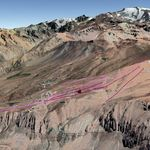 Vista Google Earth El Colorado 2020
