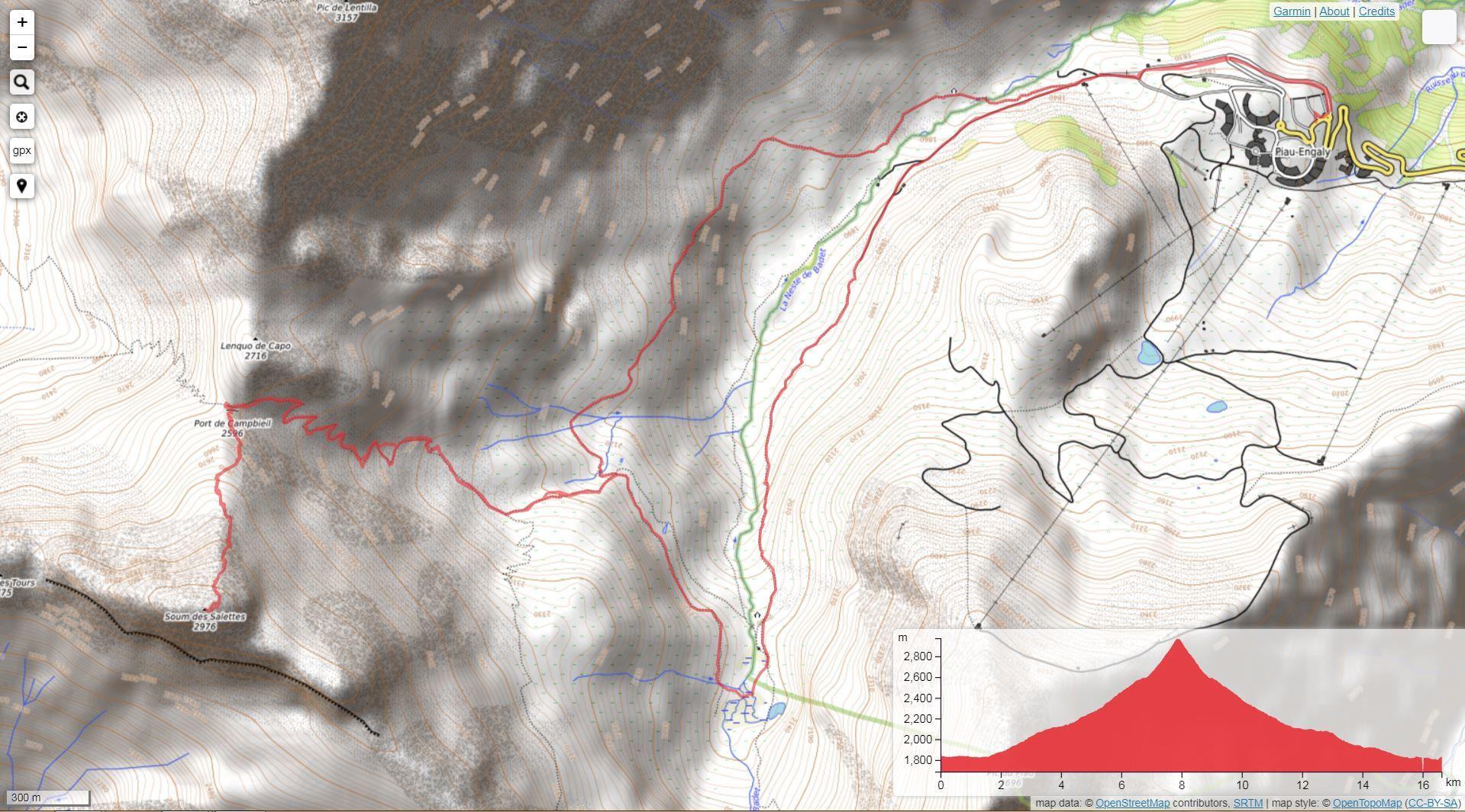 Rutas de montaña en Piau-Engaly