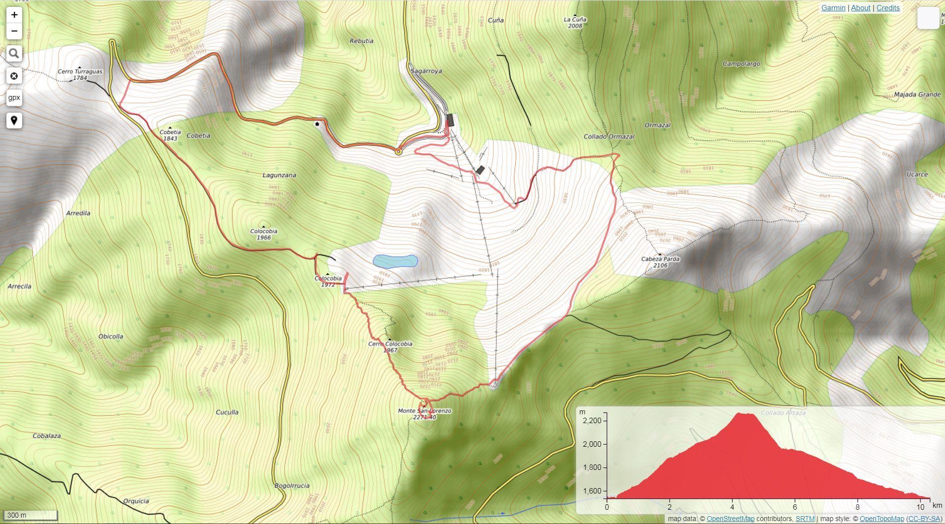 Rutas de montaña en Valdezcaray