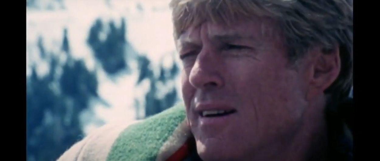 Entrevista a Robert Redford en Sundance. 1986