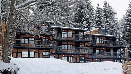 Nuevos departamentos en Centro de Ski Valle Hermoso