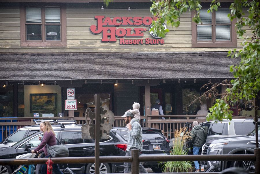 Jackson Hole Resort Store