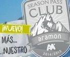 Esquiar en todas las estaciones de Aramon por 85 euros al mes