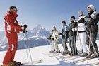 11.000 escolares madrileños se pueden quedar sin clases de esquí
