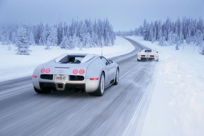 Bugatti Nieve