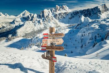 Dolomiti Superski gasta 90 millones en la nueva temporada de esquí