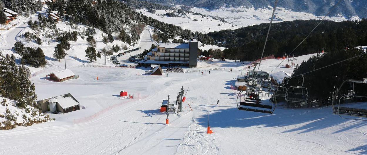 Puyvalador abrirá de nuevo sus pistas de esquí esta próxima temporada