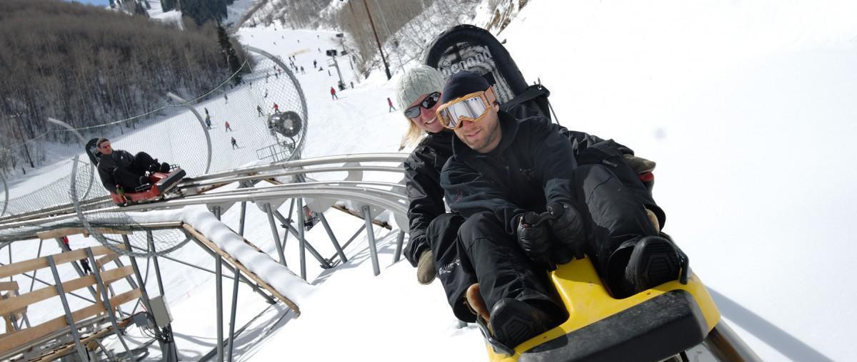 Les Angles construye su espectacular Mountain Coaster
