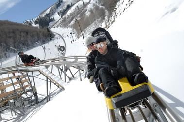 Les Angles construye su espectacular Mountain Coaster