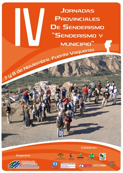 IV Jornadas  Senderismo de Granada