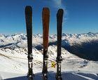 Esquís españoles y artesanos. Blueberry.