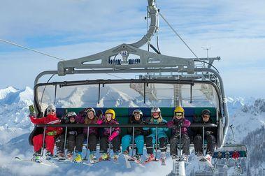 Estocada alemana al turismo de esquí austriaco