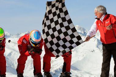 La FIS pide consejo a Ecclestone para llevar al éxito a la Copa del Mundo de esquí