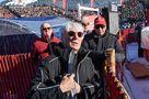 Bernie Ecclestone en Kitzbuehel esqui