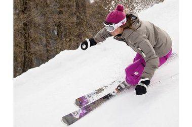 Rossignol Attraxion: Los esquís femeninos más ecológicos