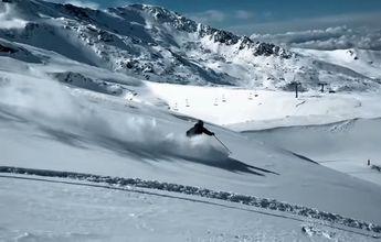 Sierra Nevada crece hasta los 110,4 kms de pistas de esquí