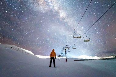 La estación de esquí de Espot instalará un mirador starlight
