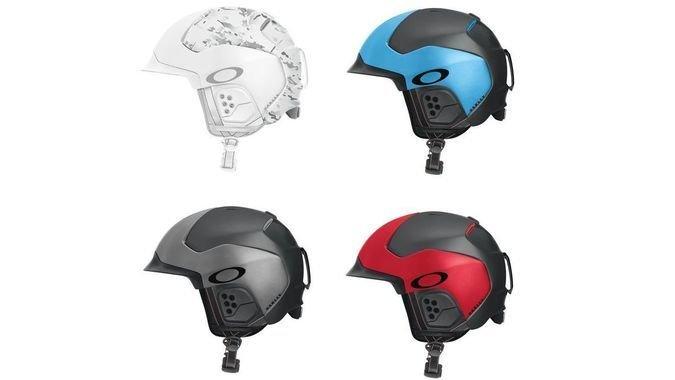 Oakley lanza su primer casco para deportes de nieve