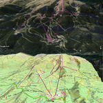 Vistas Google Earth Masella 2017-18