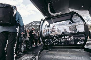 Ordino Arcalís estrenará temporada con más kilómetros de forfait y nueva pista