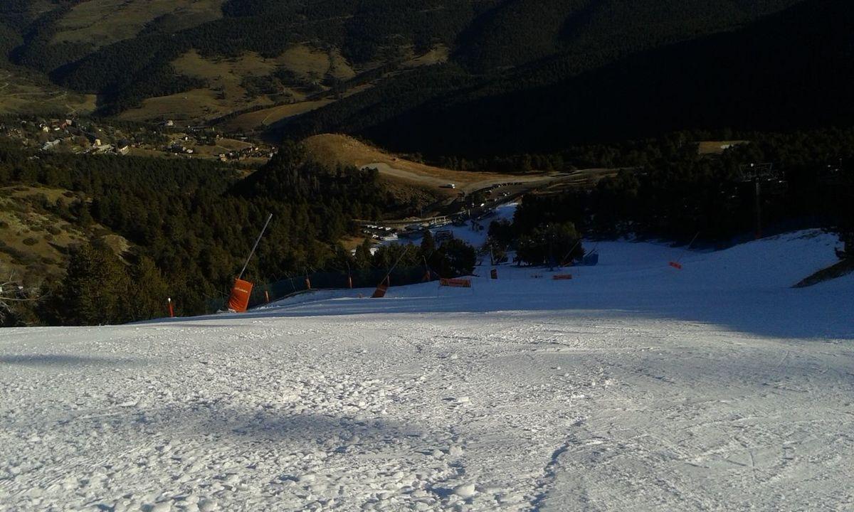 La Molina. 23 diciembre 2018