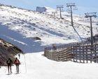 Sierra Nevada habilita su primera pista de esquí de montaña