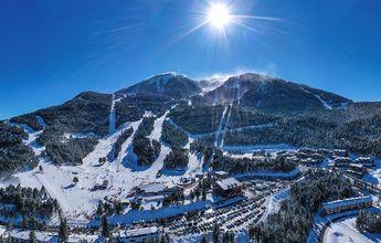 La nevada deja en Masella unas imágenes muy espectaculares