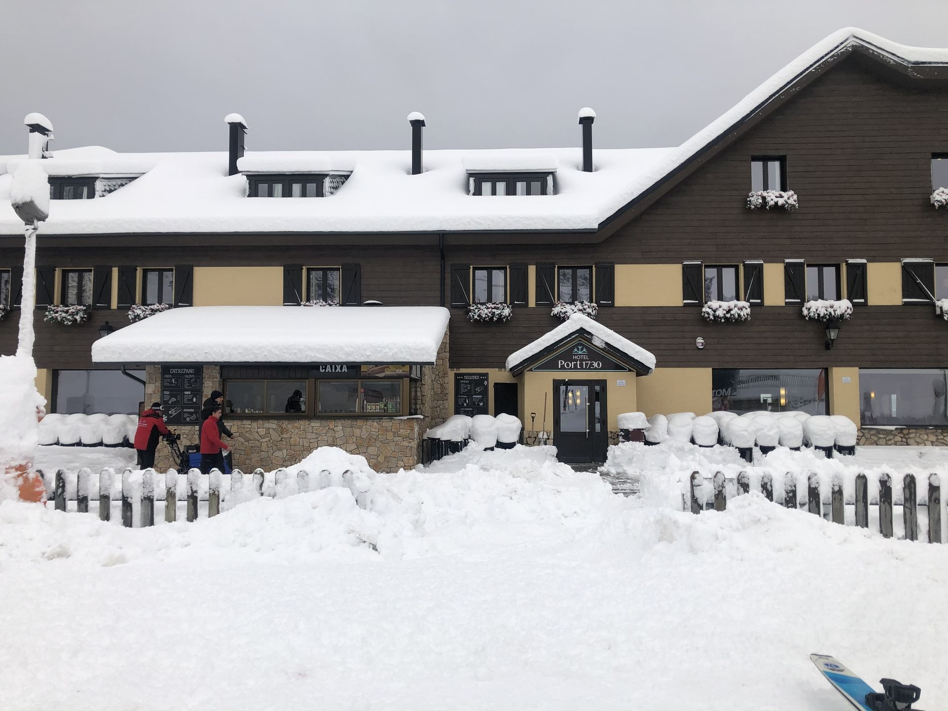 Hotel Port del Comte