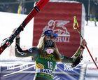 Mikaela Shiffrin logra la segunda victoria en Descenso de su carrera