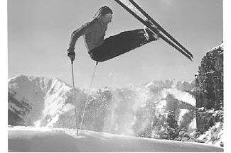 Historia del Esqui en Aspen<br></i>A history of skiing in Aspen</i>