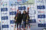 Santacana segundo en el supergigante del Mundial de Esquí de Discapacitados