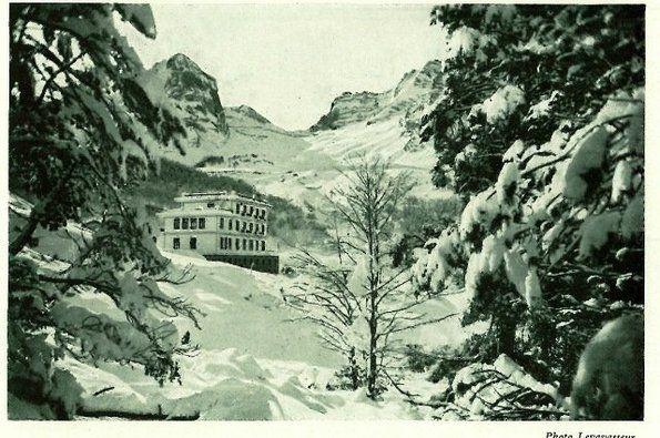 Gourette 1935