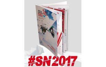 SN 2017 presenta su App y la revista oficial de los Mundiales