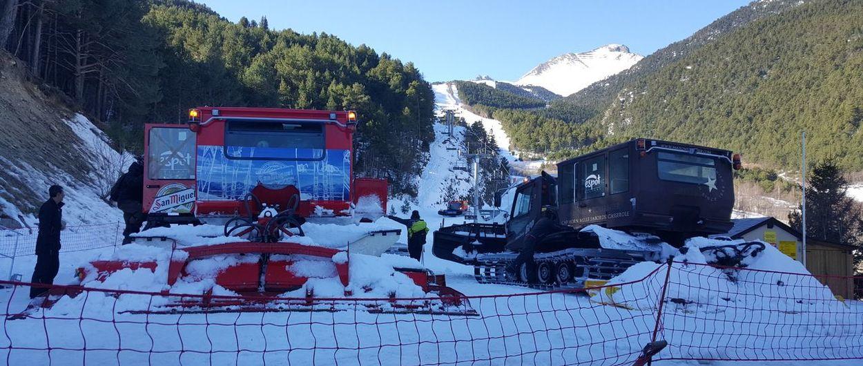 Espot se convierte en la mejor opción de la temporada con esquí + viaje en pisapistas incluido!