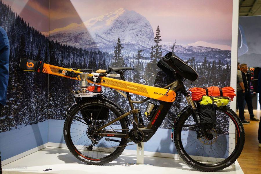 bicicleta Scott SK-eRIDE