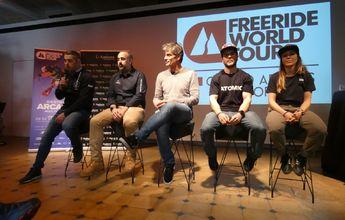 Las nevadas previstas esta semana animan al Freeride World Tour de Ordino