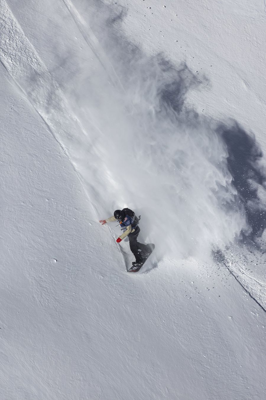 Imagenes del Freeride World Tour en Ordino Arcalis