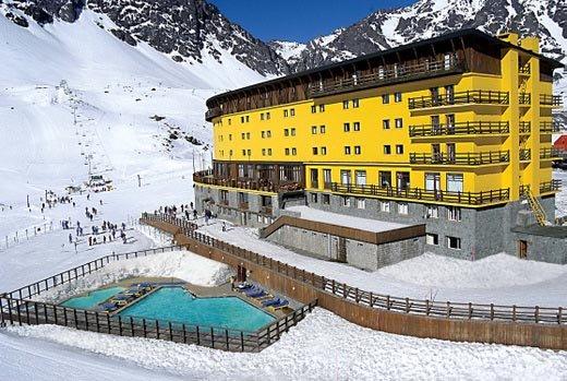 Guía de Hoteles y Alojamientos en Centros de Ski