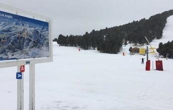 Les Angles abre el 100% de sus pistas incluidos sus 21km de esqui nórdico