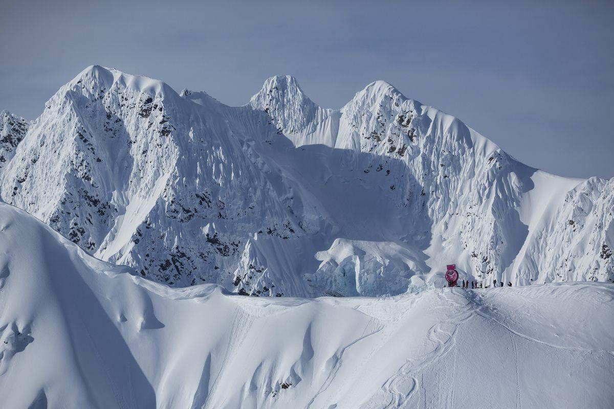 Sigue en directo el FWT de Haines, Alaska