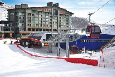 Estaciones de esquí en China regalan el forfait para recuperar clientes