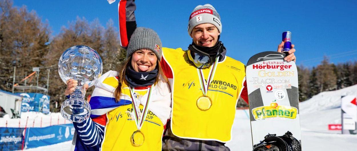 Samkova y Haemmerle consiguen los globos en SBX