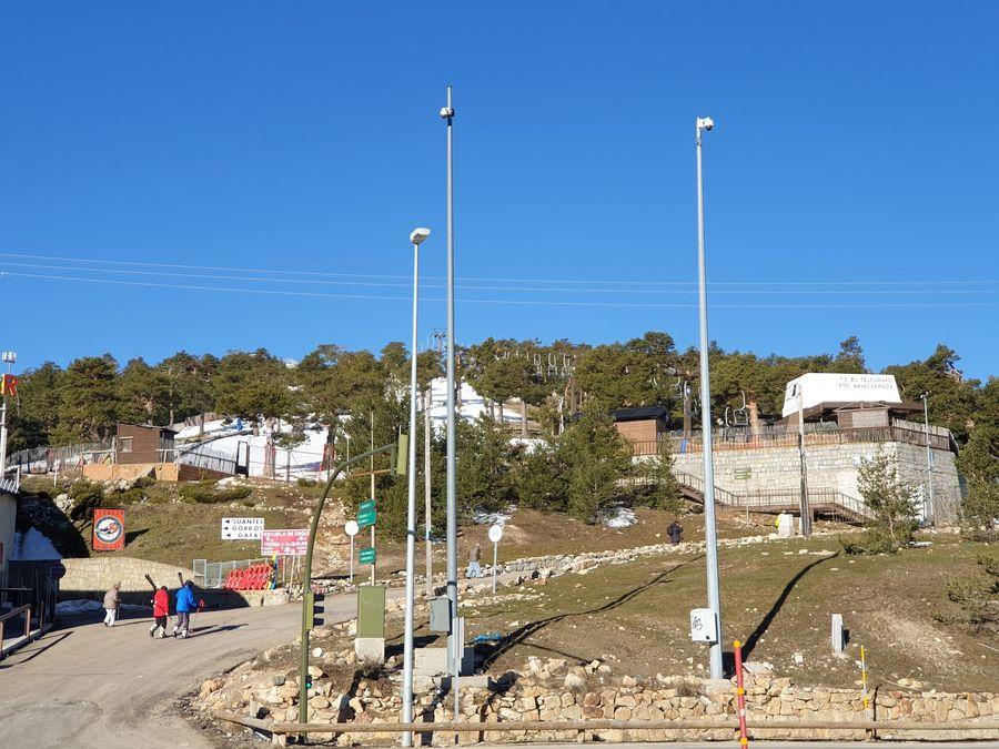 Puerto de Navacerrada - Marzo 2021