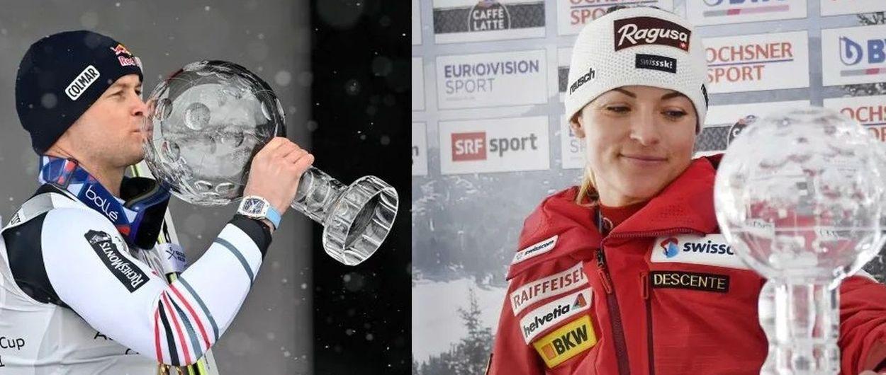 Ránking de premios en metálico de la Copa del Mundo de esquí alpino 2021