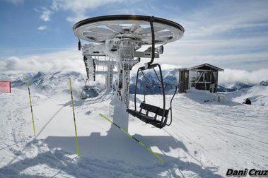 Clasificación de las Estaciones de Esquí Españolas y Portuguesa por Momento de Potencia. Temporada 2017/18