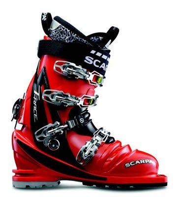 Novedades en botas de Telemark