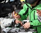 Ski test en Vallnord