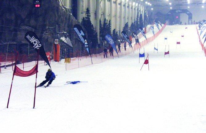 2ª prueba Slalom Powerade